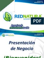 NUEVA PRESENTACIÓN REDNATURA.ppsx