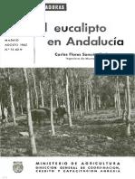 El Eucalipto en Andalucia 1962