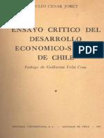 Jobet. Ensayo crítico del desarrollo de Chile