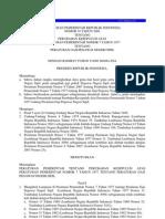 PP No. 10 Tahun 2008 Peraturan Gaji PNS