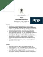 UU No 23 Th2000 Pembentukan Propinsi Banten