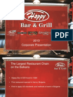 corporate presentation 2013 Happy Bar & Grill.pdf