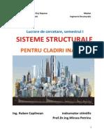 Sisteme Structurale Pentru Cladiri Inalte