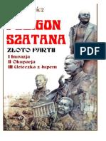 § Bunicz Igor - Poligon szatana. Złoto  partii