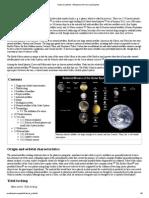 Natural Satellite - Wikipedia, The Free Encyclopedia