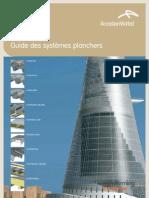 Arval - Guide Des Planchers Juillet 2007