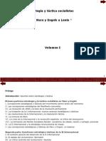Estrategia de Marx y Engels to Moi