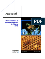 The Economics of Honey Production