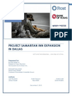 project samaritan inn expansion in dallas