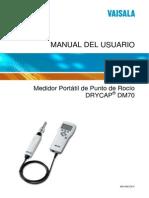 DM70 Manual Spanish