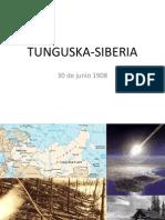 Tunguska Siberia Power