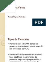Memoria Virtual SO