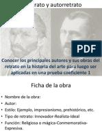 El retrato y autorretrato.pptx