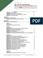 Plan Regulador Conce 2009