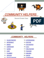 Community Helpers (at the City)