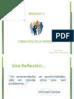 10. Creación de la empresa