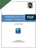 Representative CR Sample
