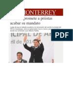 06-04-2014 Milenio.com - Medina promete a priistas acabar su mandato.