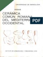 CERÁMICA COMÚN ROMANA DEL MEDITERRÁNEO OCCIDENTAL