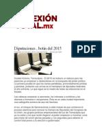 06-04-2014 Conexión Total.mx - Diputaciones, botín del 2015.
