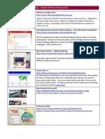 intercultural understanding online resources