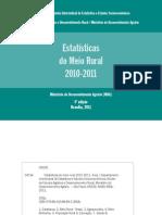Estatisticas Meio Rural