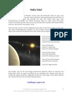 Astronomie Fuer Kinder