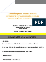 alfabetizaodejovenseadultos-091030155018-phpapp01
