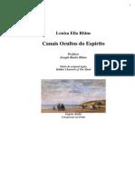 Canais Ocultos do Espírito (Louisa Ella Rhine)