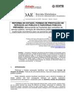 Artigo PPP - Paulo Modesto
