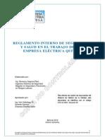 Reglamento Interno Empresa ElectricaQ[1]