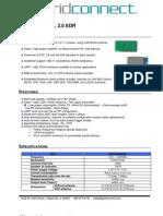 Bluetooth® Module RN-41 Class 1, 2.0 EDR