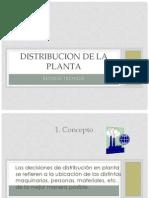 Distribucion de La Planta Clase
