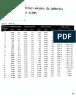 Tablas Diametros de Tuberias v2