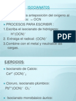 Isocianatos