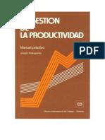 1_la Gestion de La Productividad