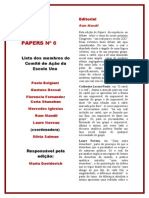 Papers n 6 Trad Dezembro 2013