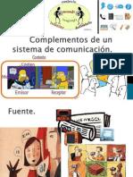 Trabajo 6. Complementos de Un Sistema de Comunicacion.