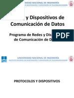 Redes y Dispositivos de Comunicación de Datos
