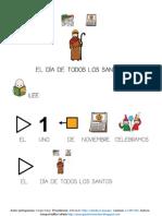EL DÍA DE TODOS LOS SANTOS