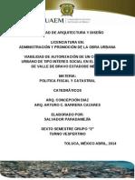 C.U. VALLE DE BRAVO