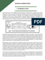 Sistemas Operativos Introduccion y Tipos