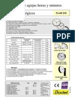 643195A Relojes Analogicos Profil 930 (2)