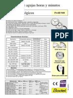 643205A Relojes Analogicos Profil 940 (2)