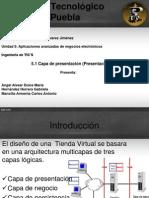 5.1. Capa de presentación (presentación layer).