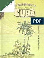 Frank Fernc3a1ndez El Anarquismo en Cuba