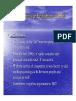 PART I Chap 1 Evolution of HCI