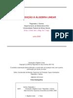 Algebra Linear- Ufmg