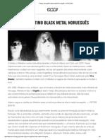 A Saga do Legítimo Black Metal Norueguês _ VICE Brasil