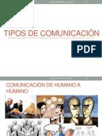 TIPOS DE COMUNICACIÓN (12)